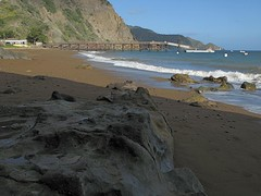 Beach at Toyon Bay #4 (tc artist) Tags: ocean ca summer beach water fun island bay catalina scene toyon