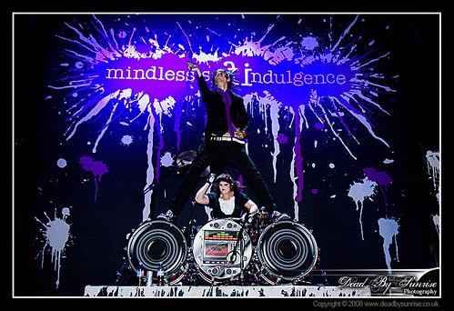 Mindless Self Indulgence 11/07/2008