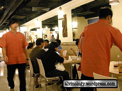 Inle Myanmar Restaurant - Alvinology