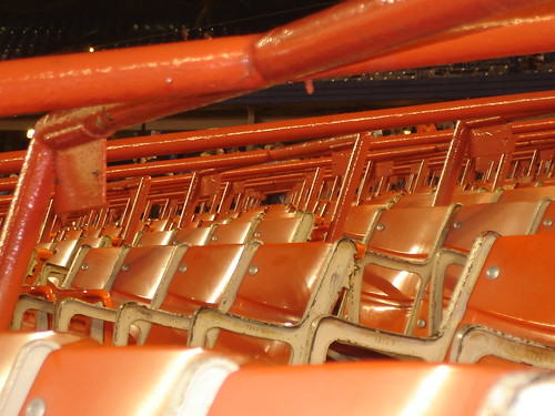 phillies stadium seats. Shea Stadium 7/23/08 Box Seat