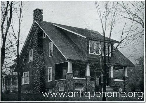 Craftsman Bungalow Bennett Homes