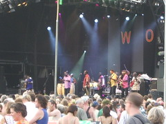 WOMAD Orchestra Baobab (main stage)