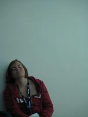 marla sleeps