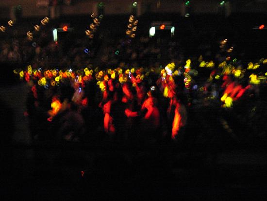 Concert Lights (Click to enlarge)