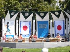 San Francisco Yerba Buena garden festival