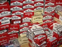 pirámide de aditivos nicotinescos