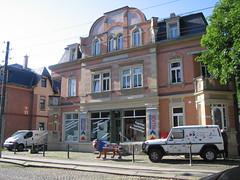 Wohn- und Geschäftshaus in Dresden-Niedersedlitz Sosaer Str. 3