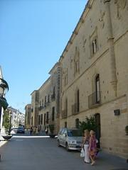 Baeza - Palacio de los Salcedo (Char Aznable) Tags: baeza