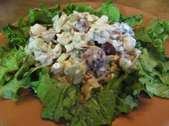 Emeril's Blue Cheese Waldorf Salad