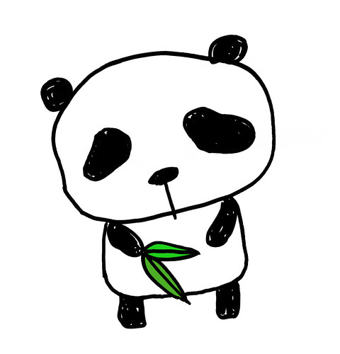 パンダのむー