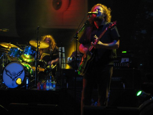My Morning Jacket @ Charlottesville Pavilion, 9/4/08