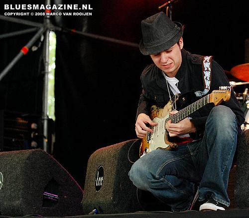 Scott McKeon @ BluesRock Festival Tegelen