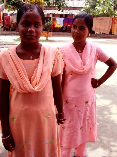 Ms Sanju Kumari (left) and Ms Baby Kumari