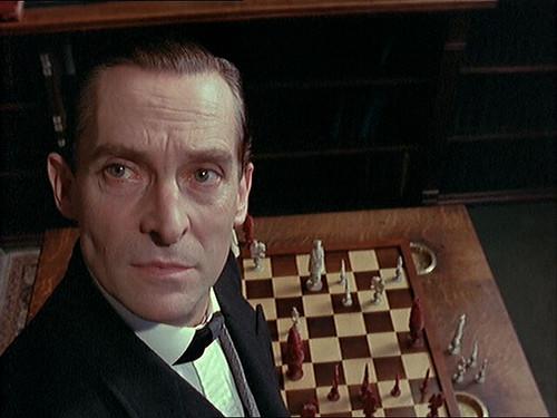 Holmes y el tablero