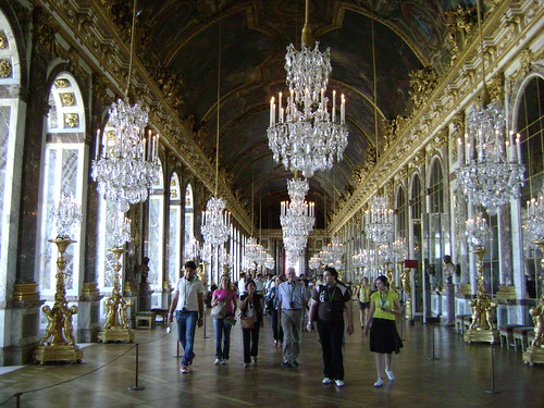 Versailles Hall Of Mirrors. Versalles/Hall of Mirrors,