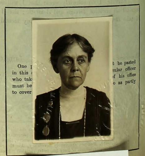 Alice Hamilton 1919