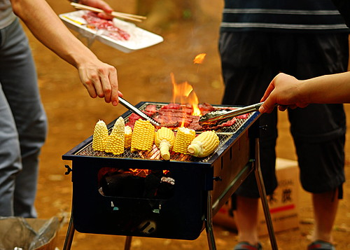 [BBQ Party@清水公園] BBQ Party