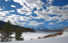 Winter Clouds at the Oxbow (Jeff Clow) Tags: winter snow mountains afternoon mountmoran jpeg grandtetonnationalpark 3xp oxbowbend fdrtools jeffrclow