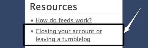Thanks, Tumblr!