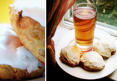 the lure of pumpkin cookies and apple cider