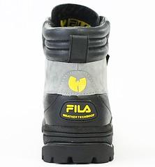 wu tang fila boots