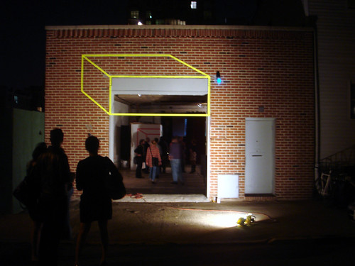 Aakash Nihalani Opening (17 Frost Street)