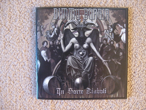 DIMMU BORGIR - In Sorte Diaboli (banned cover)