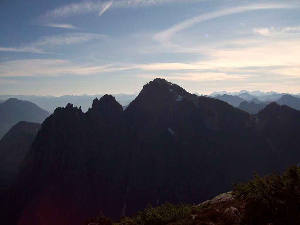 Mount Index from Mount Persis