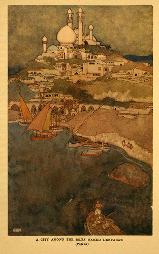 004- La historia de la princesa de Deryabar