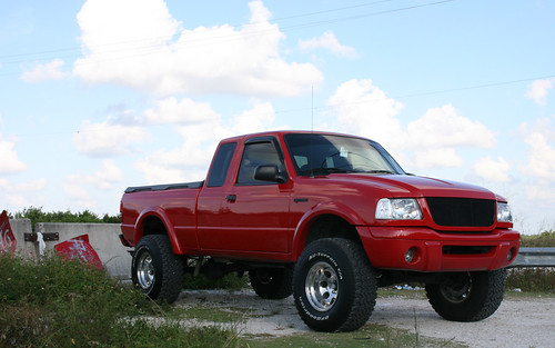 Ford Ranger Lifted 4x4