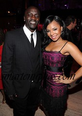 the african don akon macking on ashanti
