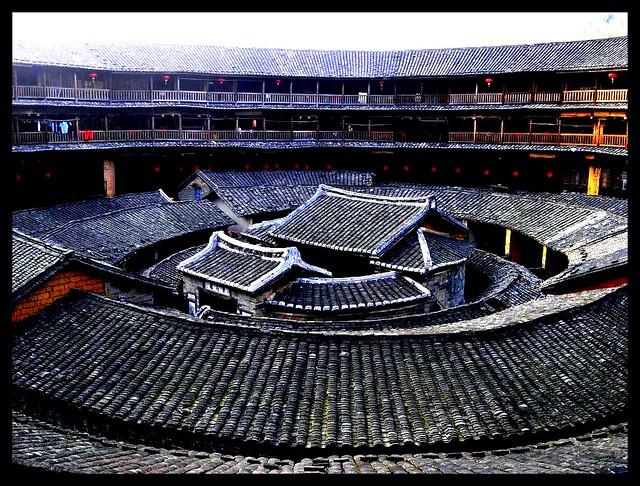 """El """"mundo perdido"""" de Yongding, en China 2981608330_6789a8c29a_z"""