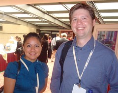 Nicole and Mike from TopRankMarketing.com