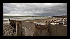 Middleton on Sea IMG_575420081025-01pana (Brett Oliver) Tags: beach seaside groyne middletononsea