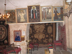Inside Syriac Orthodox Church (Blaz Purnat) Tags: turkey mardin assyrian syriacorthodoxchurch turija