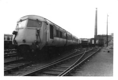 Blue Pullman, Old Oak Common September 1973... (rugd1022) Tags: old blue oak metro pullman common cammel