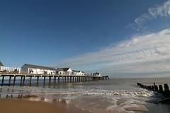 Southwold pier #2 (John Balcombe) Tags: coast pier suffolk tokina 124 groyne southwold atx