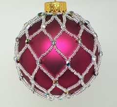 Berry Merry Christmas Ornament