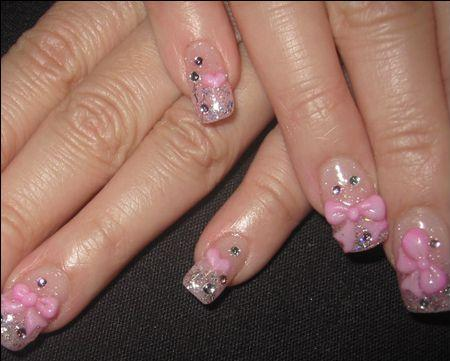 female nail design