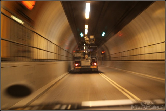 Warp Speed Tunnel Truck