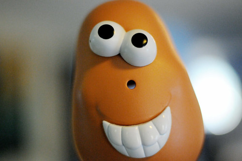 Ittybits & Pieces: Where did Mr. Potato Head's nose go? Potato Head Nose