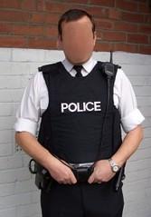 PC Uniform with Stab Vest