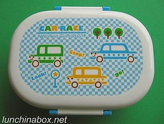 360ml Car Race bento box