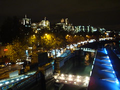 London from the footbridge (5)