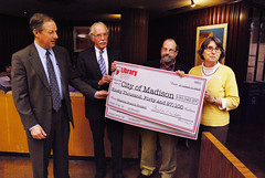 A Million for the Sequoya Branch Library