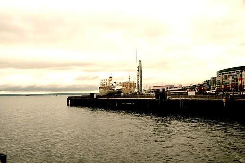 Elliot Bay.