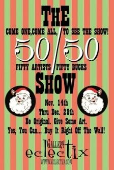 50/50 show