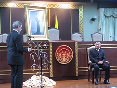 World Tipitaka Presentation at the Constitutional Court of Thailand