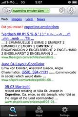 "Google Voice: ""Cappuchino in Amsterdam"""