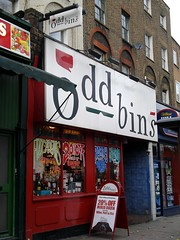 Picture of Oddbins, N1 1RU